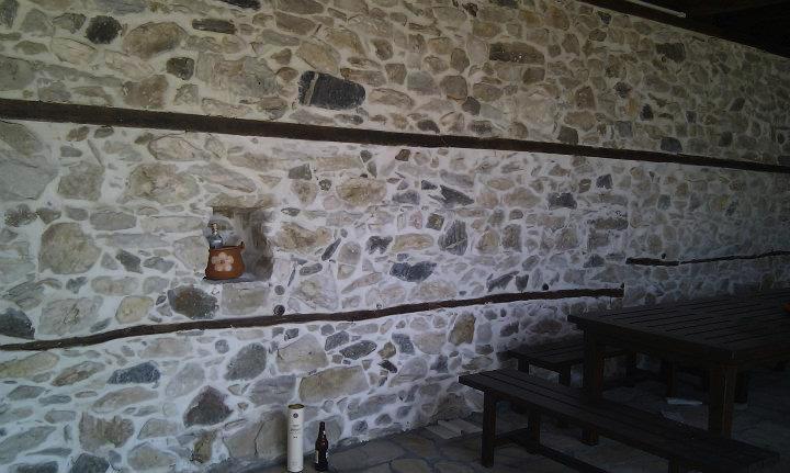 Облицовка вътрешни стени на къща