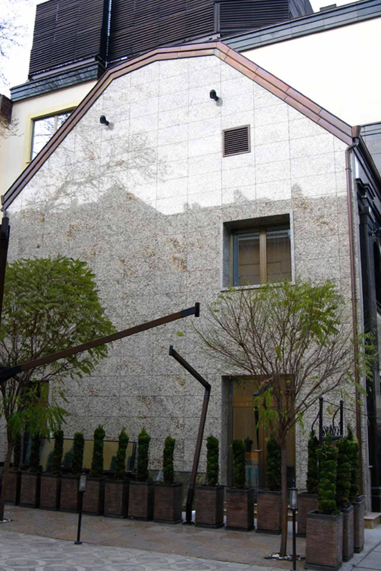 Облицовка на фасада - сграда