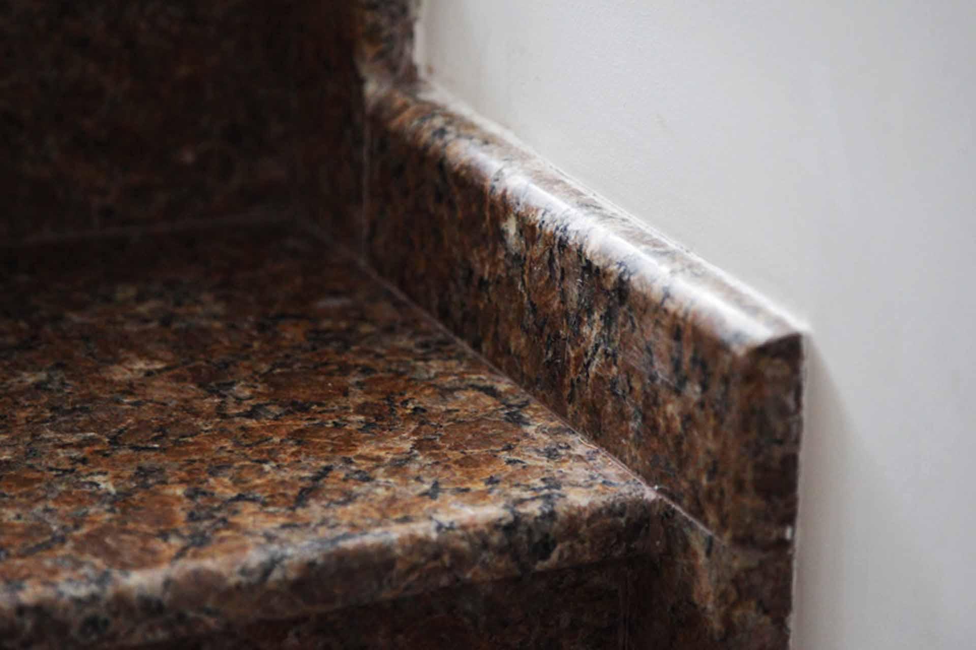 Стъпало - естествен камък в резиденция - Katana Stone