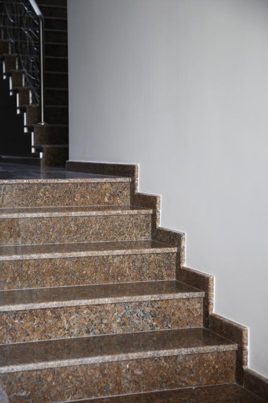 Стълбище с облицовка от естествен камък - Katana Stone