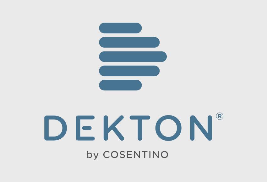 Dekton by Cosentino - лого